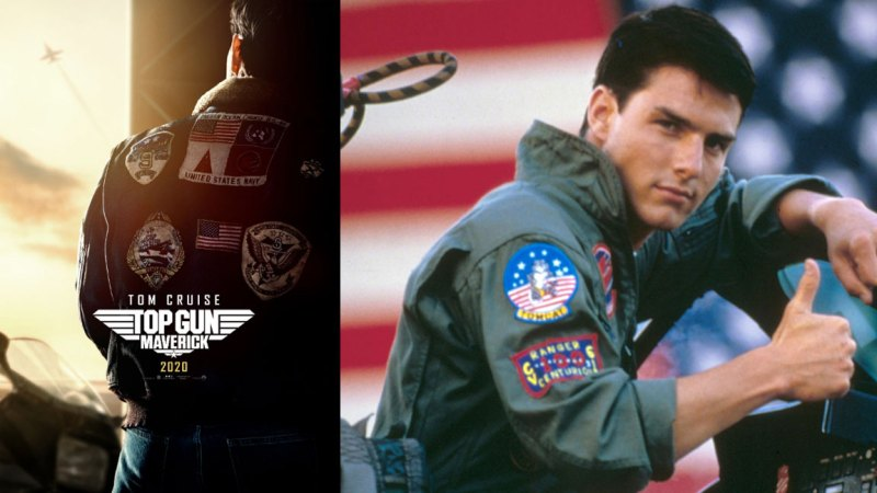 First Look: Tom Cruise in the Action-Packed 'Top Gun: Maverick' Trailer