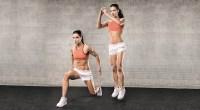 شد الجسم - القفز - انقسام - اندفع كيفية الحفاظ على لياقتك أثناء الحجر الصحي