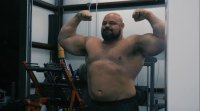 Four-time World's Strongest Man, Brian Shaw is down 25 pounds