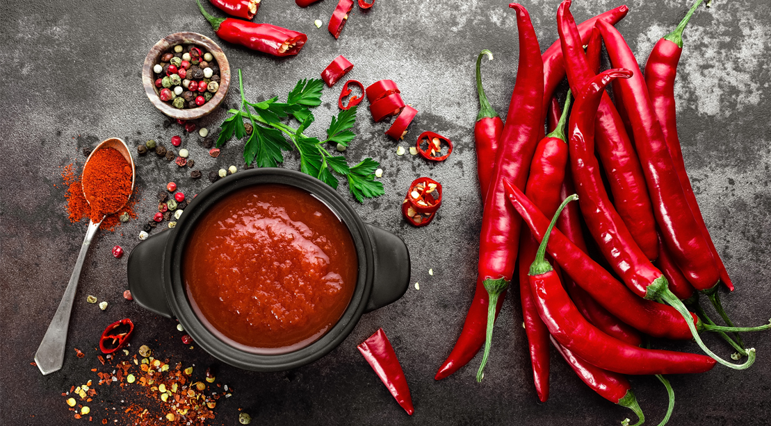 Chili-Peppers-Flakes-Sauce