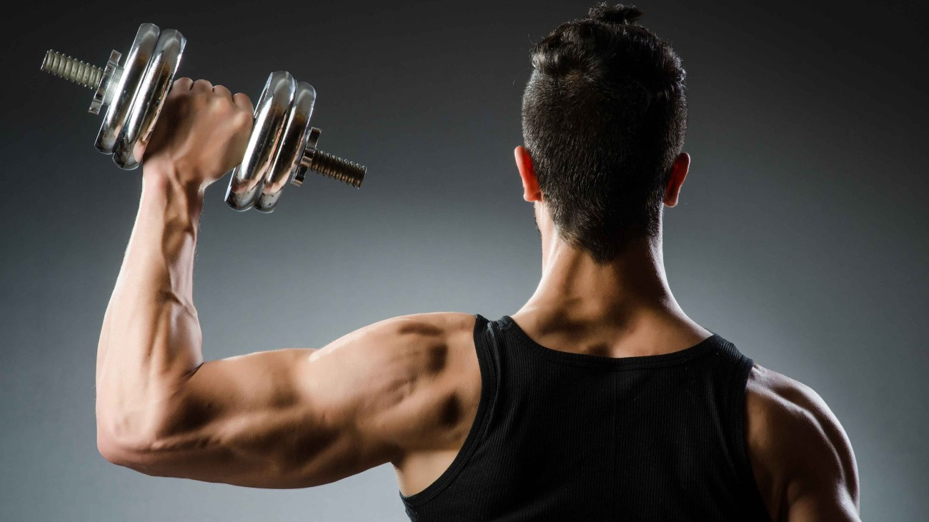 5 CrossFit Workouts You Can Do With Only Dumbbells