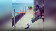 Kevin Hart Reminds Us that You Don't Need a Gym to Stay Fit