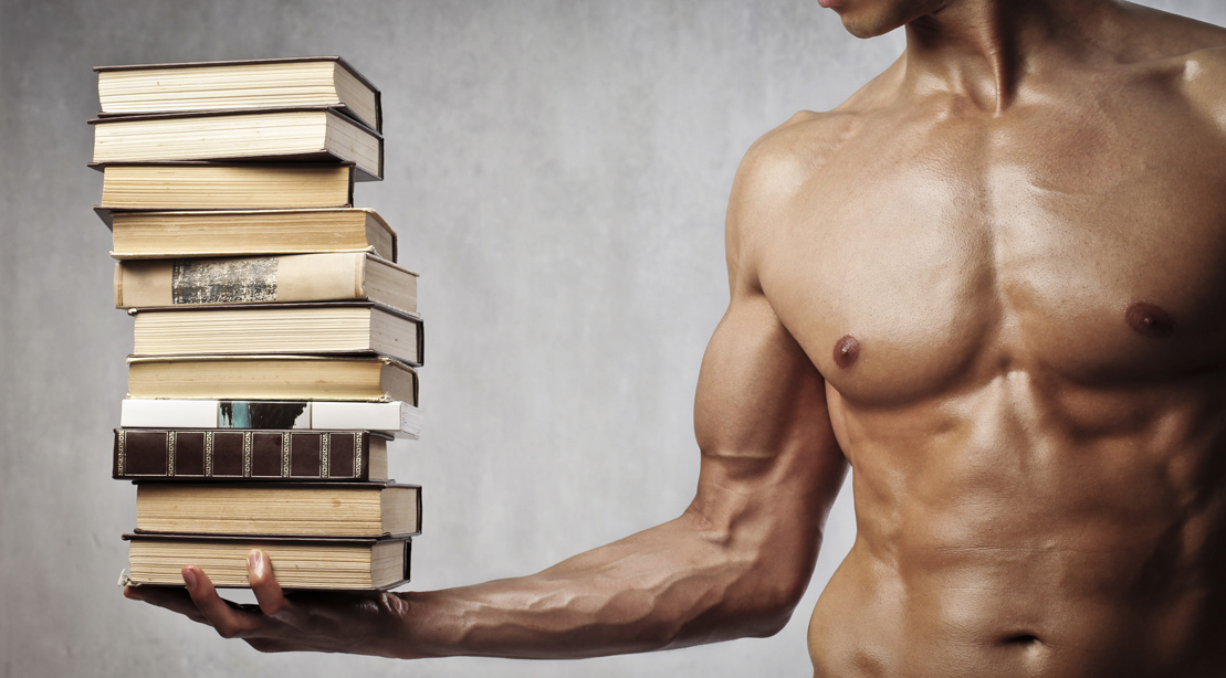 Muscle-Man-Holding-Books