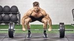 Olympic-Lift-Barbell-Gym