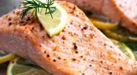Salmon-With-Lemon