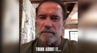 Arnold Schwarzenegger Posts Mysterious Twitter Video About Terminator: Dark Fate