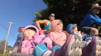 Mom Sets Guinness World Record for Running Marathon With Triple Stroller