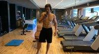 Sebastian Stan Is Shredded in His Latest Instagram Post