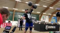 Hafthor Bjornsson Wins 9th Consecutive Iceland's Strongest Man Title