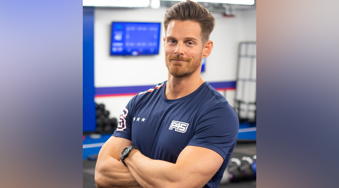 Pete Pisani, F45's Global Performance Director, Is Aiming to Make You Look and Feel Great