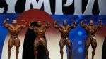 2019 Olympia Open Bodybuilding Callout Report
