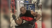 Ronnie Coleman is Looking to Make His Biceps Even Bigger
