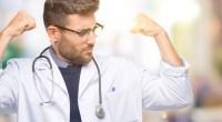 Doctor-Bicep-Pose