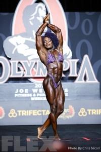 Tomefafa Ameko - Women's Physique - 2019 Olympia