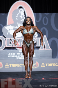 Brittany Campbell - Figure - 2019 Olympia