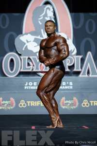 Henri-Pierre Ano - Classic Physique - 2019 Olympia