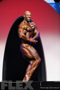 Juan Morel - Open Bodybuilding - 2019 Olympia