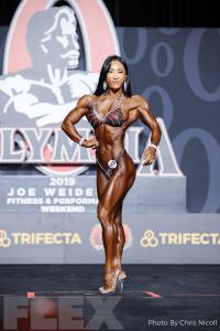 An Da Jeong - Figure - 2019 Olympia