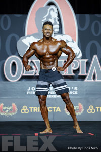 Anthony Woods - Men's Physique - 2019 Olympia