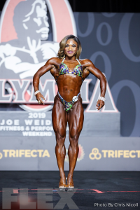 Tarryn Garlington - Figure - 2019 Olympia