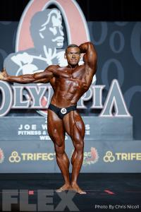 Piotr Borecki - Classic Physique - 2019 Olympia