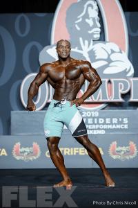 Brandon Hendrickson - Men's Physique - 2019 Olympia