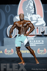 Brandon Hendrickson - Men's Physique - 2019 Olympia
