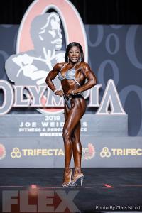 Rhea Gayle - Figure - 2019 Olympia