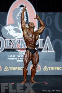 Alex Cambronero - Classic Physique - 2019 Olympia