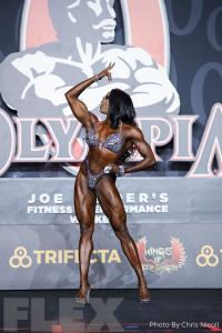 Nicole Zenobia Graham - Figure - 2019 Olympia