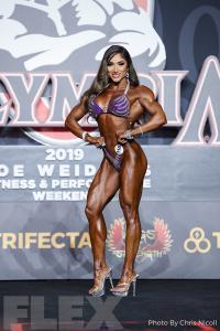 Sandra Grajales - Figure - 2019 Olympia