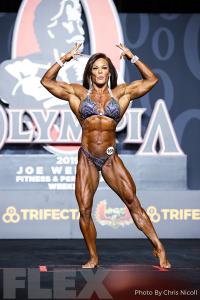 Jeannie Feldman - Women's Physique - 2019 Olympia