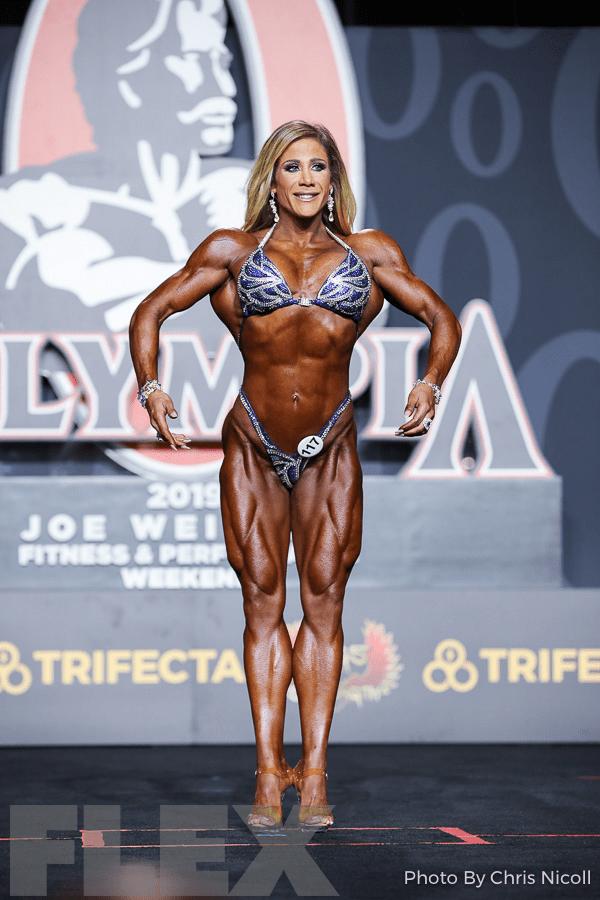 Karina Grau - Figure - 2019 Olympia