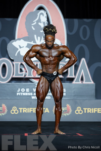 Grego Suewendley Francisca - Classic Physique - 2019 Olympia