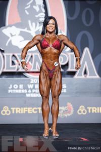 Ivana Ivusic - Figure - 2019 Olympia