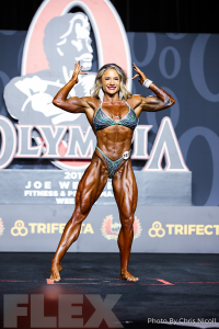 Laura Hays - Women's Physique - 2019 Olympia