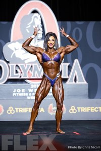 Anne Lorraine Mohn - Women's Physique - 2019 Olympia