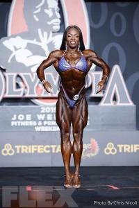 Michelle Lindsay - Figure - 2019 Olympia