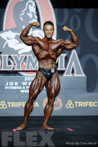 Chen Kang- Classic Physique - 2019 Olympia