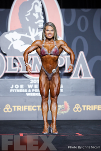 Bruna Miyagui - Figure - 2019 Olympia