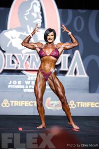 Jennifer Taylor - Women's Physique - 2019 Olympia