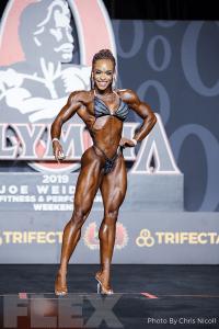 Lola Montez - Figure - 2019 Olympia