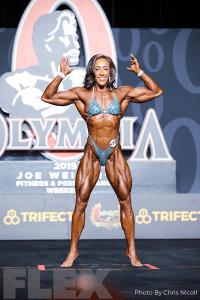 Sarah Villegas - Women's Physique - 2019 Olympia