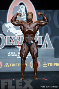 Abner Logan - Classic Physique - 2019 Olympia