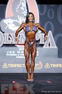 Jessica Reyes Padilla - Figure - 2019 Olympia