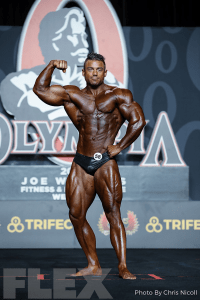 Jason Lowe - Classic Physique - 2019 Olympia