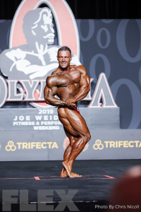 Aaron Polites - 212 Bodybuilding - 2019 Olympia