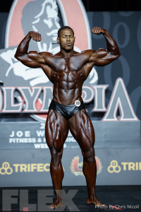 Rylon McDuell-Batiste - Classic Physique - 2019 Olympia