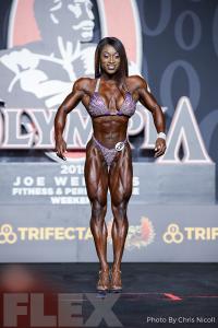 Ashley Soto - Figure - 2019 Olympia