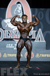 Courage Opara - Classic Physique - 2019 Olympia
